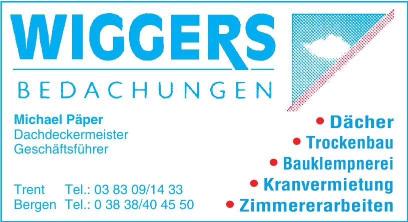 Wiggers Bedachungen