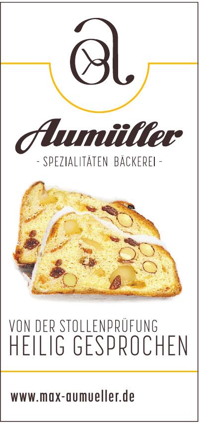 Aumüller Spezialitäten Bäckerei