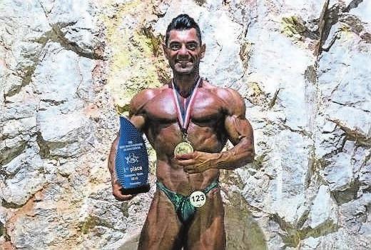 Weltmeister Thomas Schnelldorfer. Foto: pm