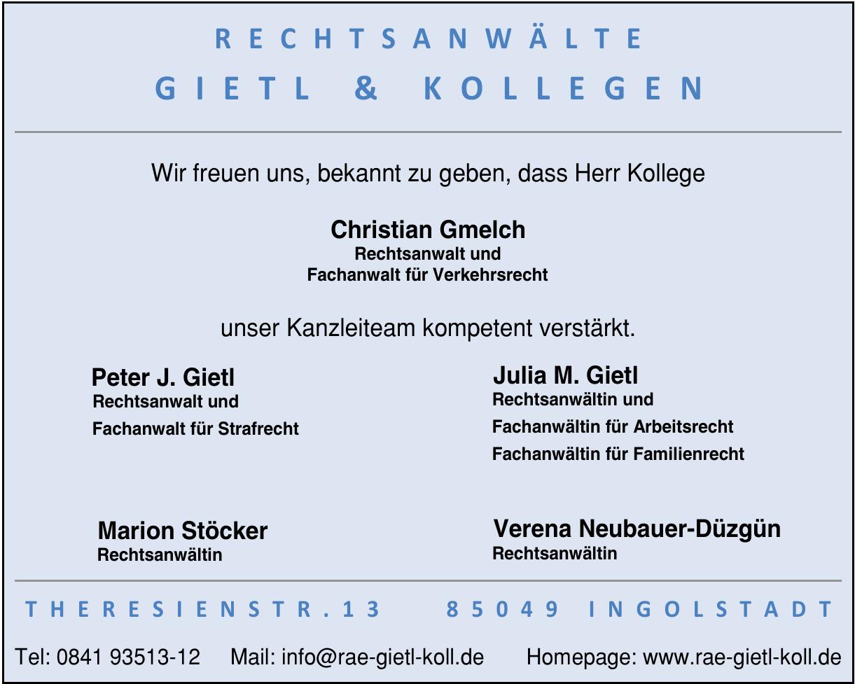 Rechtsanwälte Gietl & Kollegen