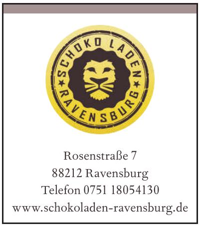 Schokoladen Ravensburg