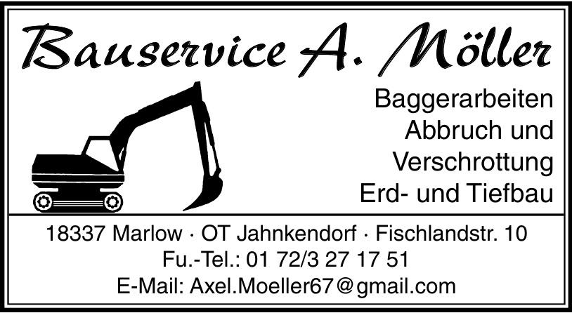 Bauservice A. Möller