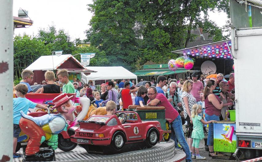 Angebote für Kinder sind ein Muss zum Sommerfest Foto: Archiv/saschu