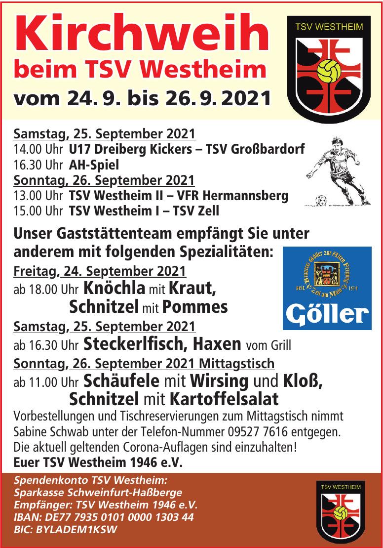 TSV Westheim 1946 e.V.