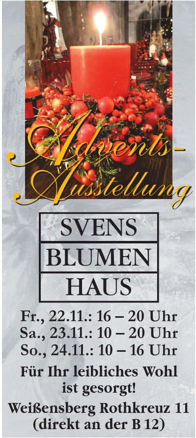 Svens Blumen Haus