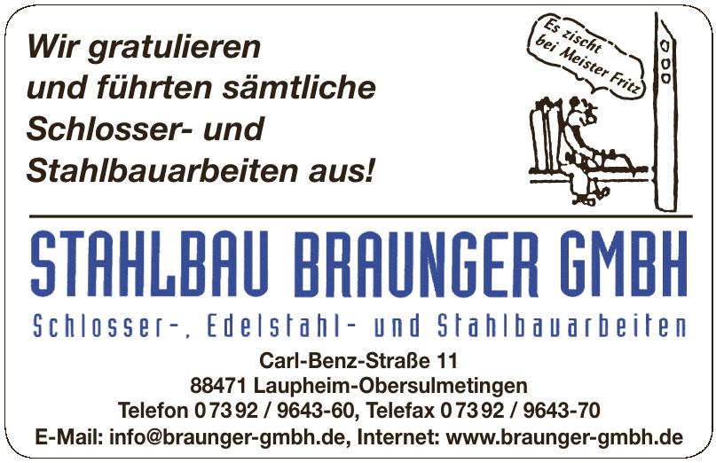 Stahlbau Braunger GmbH