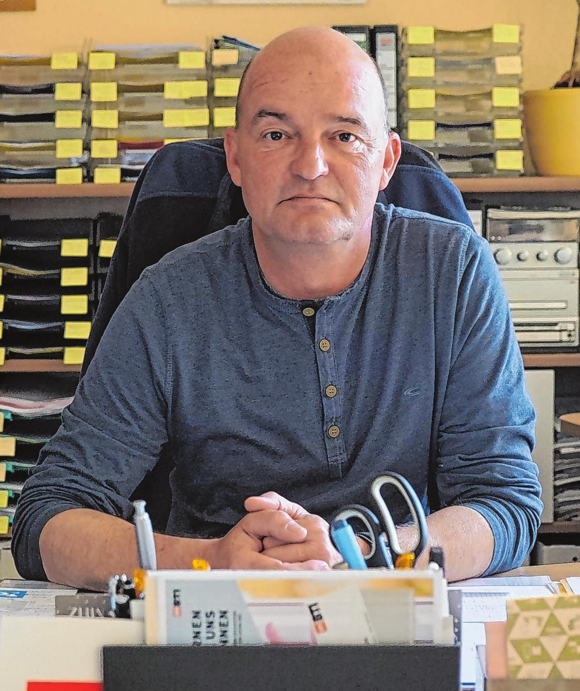 Torsten Laeufer ist vor knapp 30 Jahren in den Betrieb eingestiegen. Im Jahr 2004 hat er die Geschäftsführung von seinem Vater Peter Laeufer übernommen.