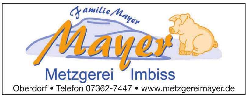 Metzgerei Mayer Imbiss