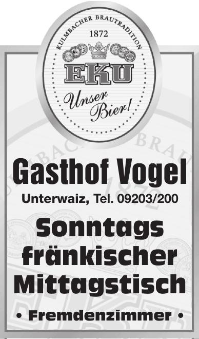 Gasthof Vogel