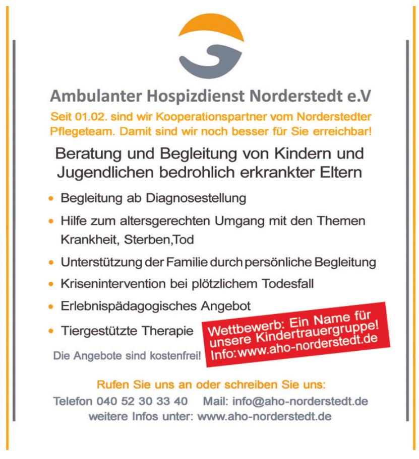 Ambulanter Hospizdienst Norderstedt e. V.