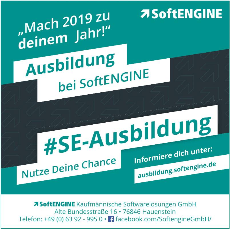 Kaufmännische Softwarelösungen GmbH