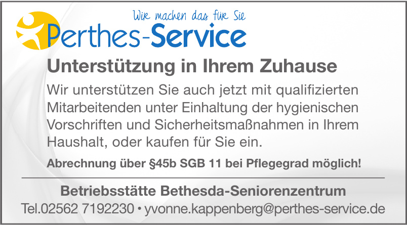 Perthes-Service