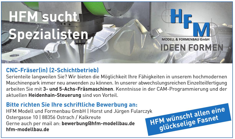 HFM Modell- und Formenbau GmbH