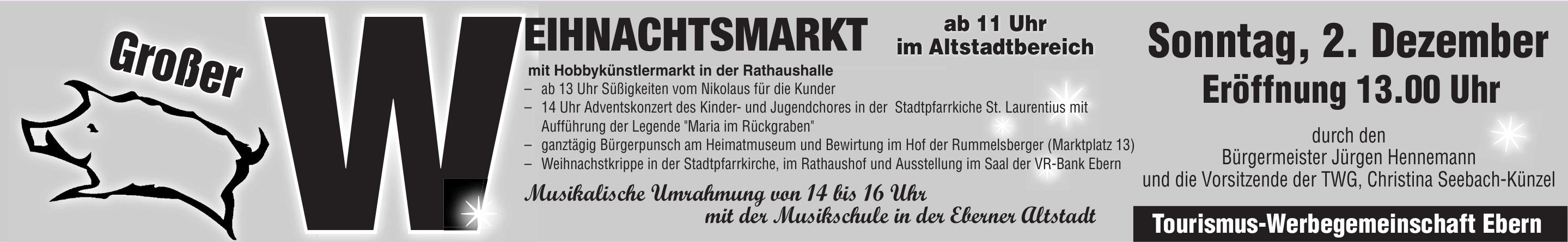Tourismus-Werbegemeinschaft Ebern