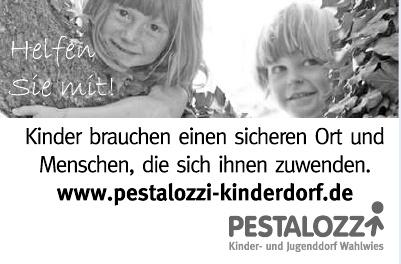 Pestalozzi Kinder- und Jugenddorf Wahlwies