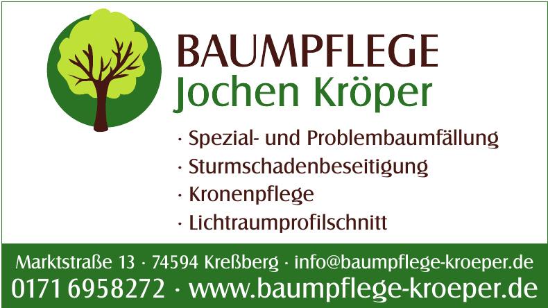 Baumpflege Jochen Kröper