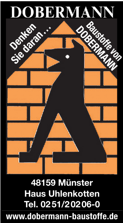Dobermann Baustoffe