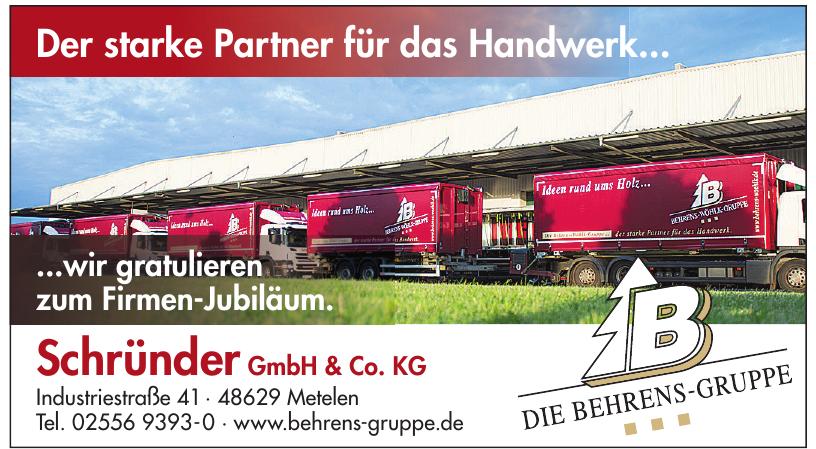 Schrüder GmbH & Co. KG