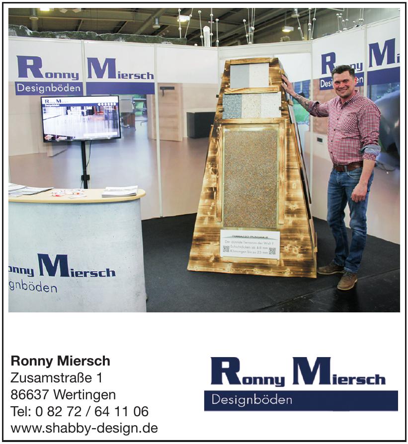 Ronny Miersch