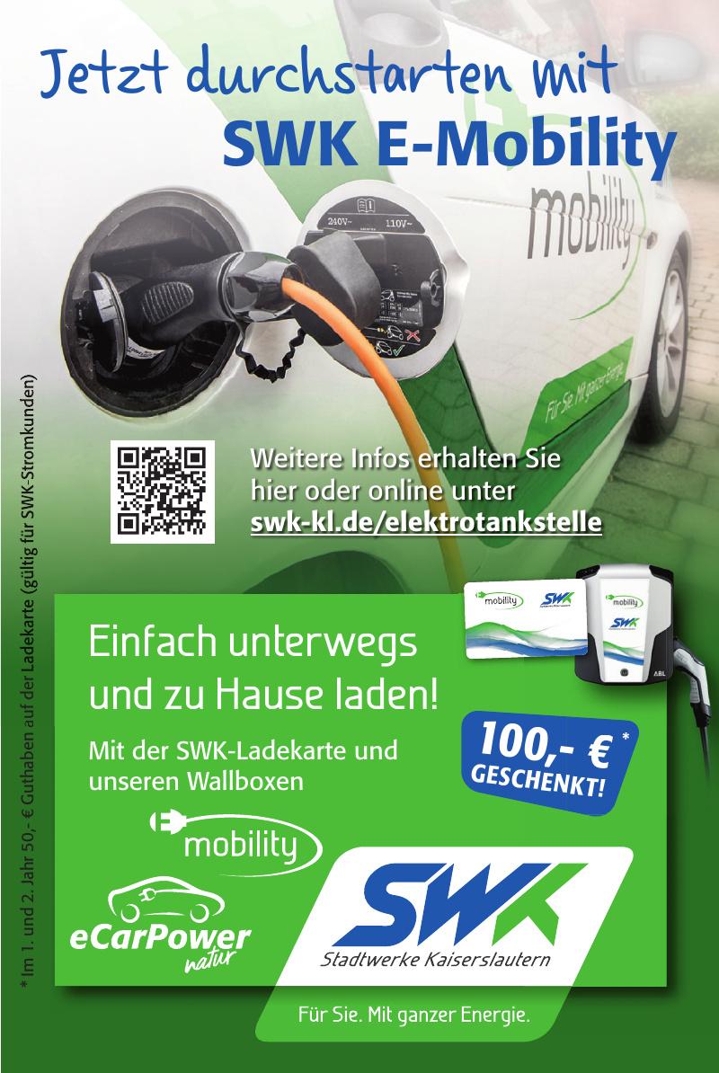 SWK Stadtwerke Kaiserslautern