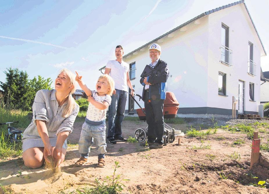 Das Baukindergeld wird derzeit stark nachgefragt. Einen neuen Bauboom erwartet der Verein zur Qualitäts-Controlle am Bau (vqc) hingegen nicht. Foto: vqc
