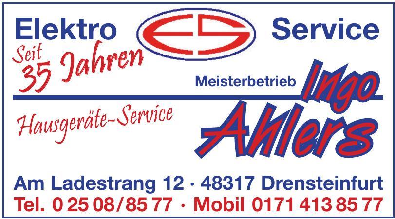 Elektro Service Meisterbetrieb Ingo Ahlers