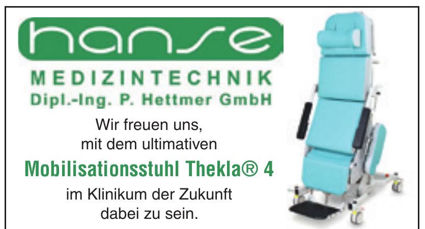 Hanse Medizintechnik Dipl.-Ing. P. Hettmer GmbH