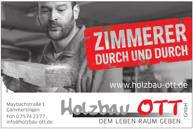 Holzbau Ott GmbH