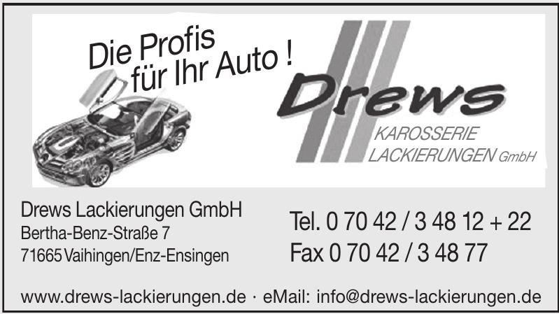 Drews Lackierungen GmbH