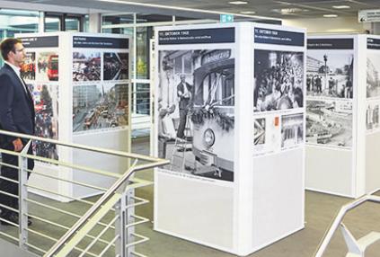 Vor 50 Jahren wurde in Köln die erste U-Bahn-Linie in Betrieb genommen – Von 151 Kilometern Gleis liegen 36 unter der Erde Image 2