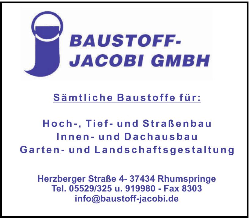 Baustoff-Jacobi GmbH