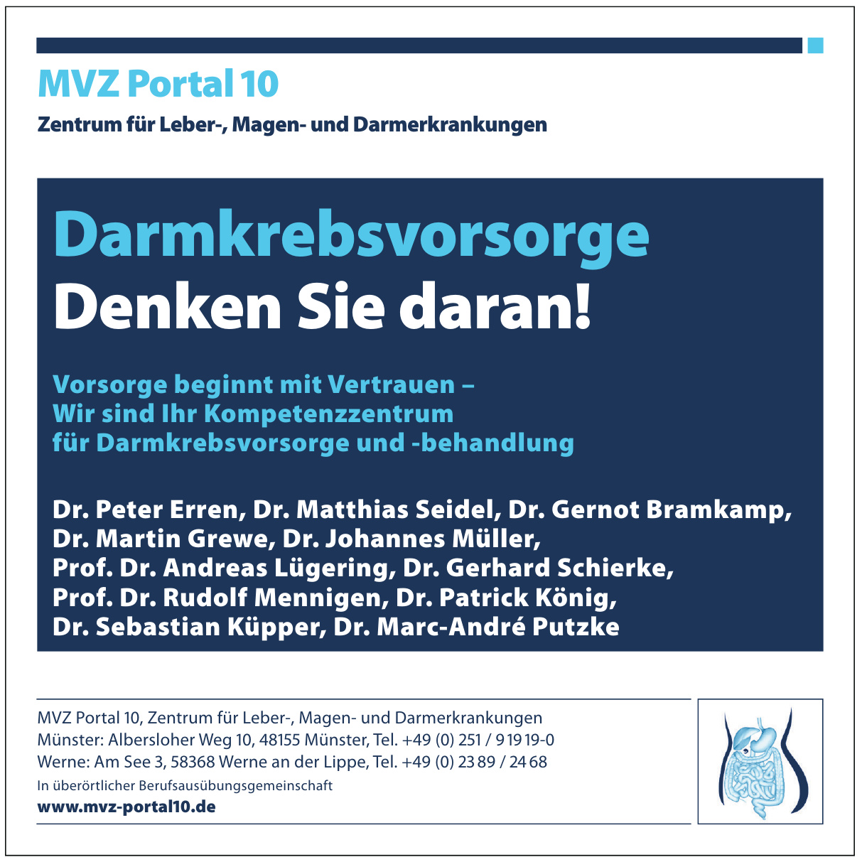 MVZ Portal 10