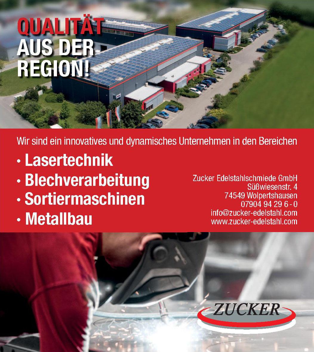 Zucker Edelstahlschmiede GmbH