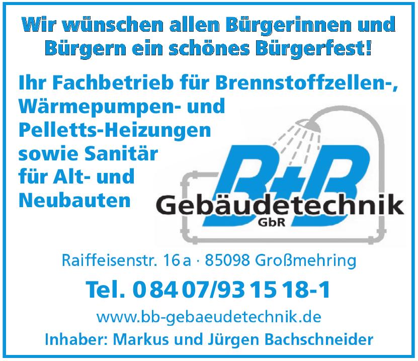 B+B Gebäudetechnik GbR