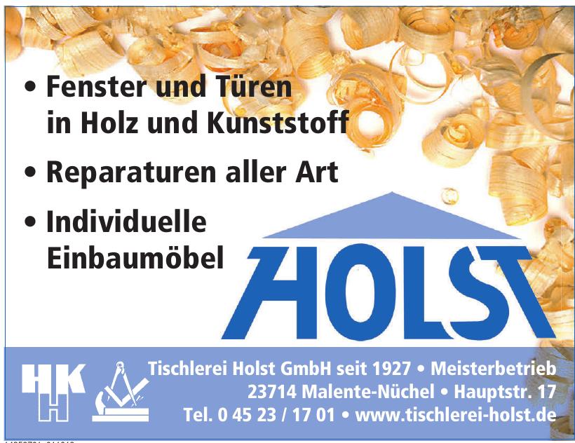Tischlerei Holst GmbH