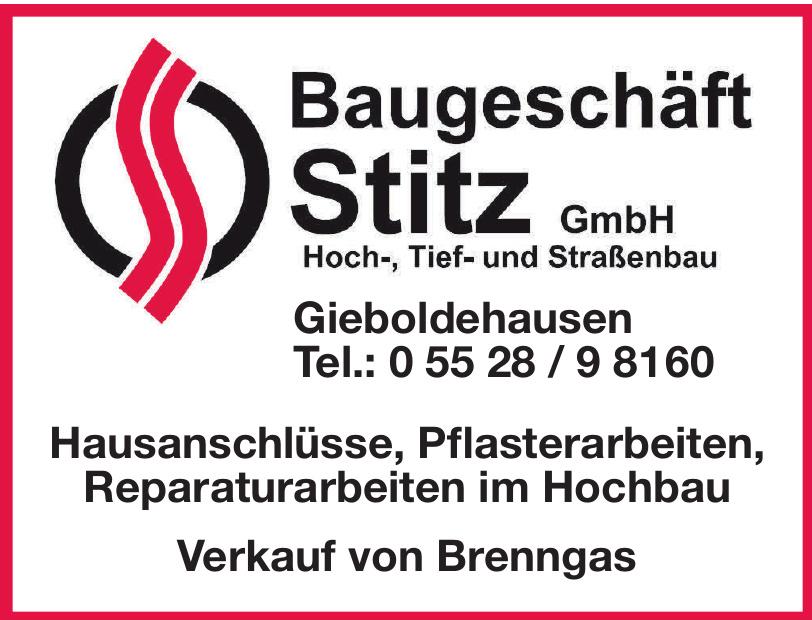 Baugeschäft Stitz GmbH