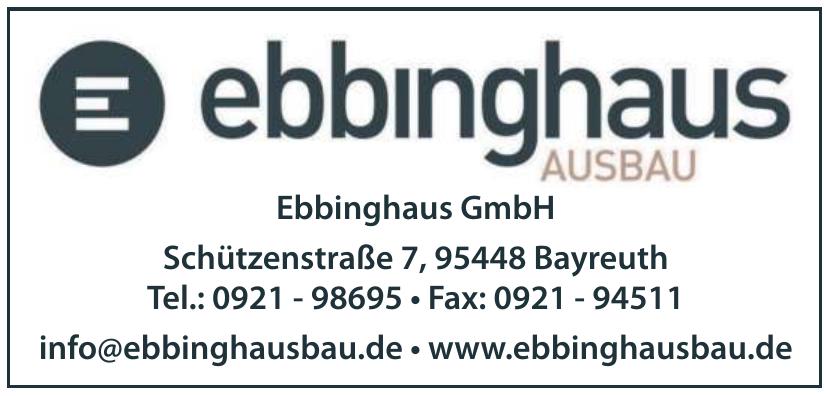 Ebbinghaus Ausbau GmbH