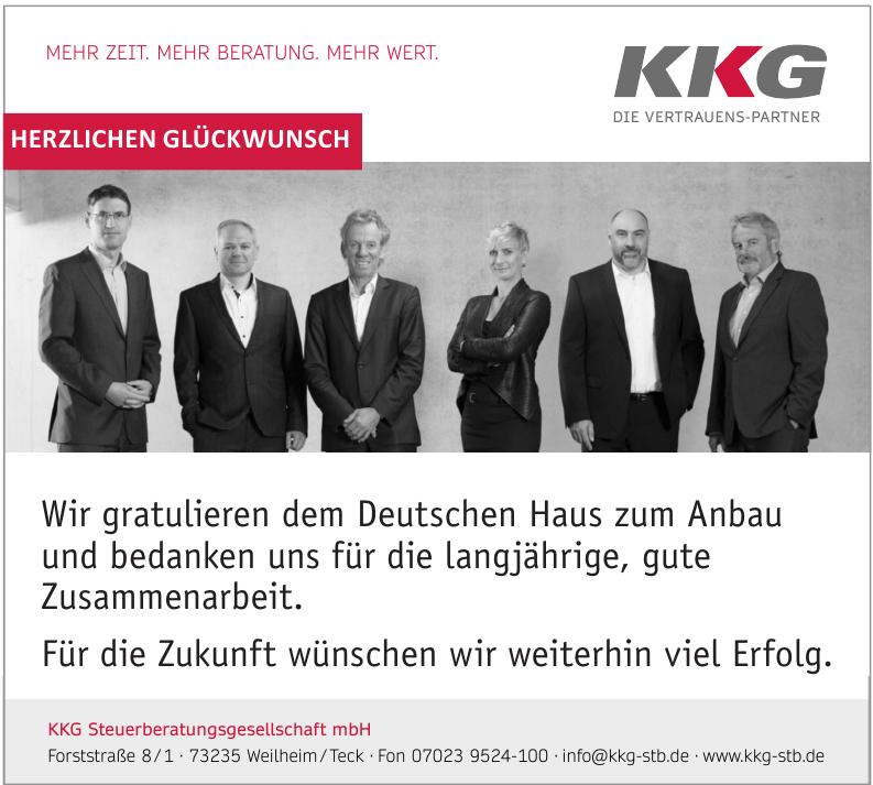 KKG Steuerberatungsgesellschaft mbH