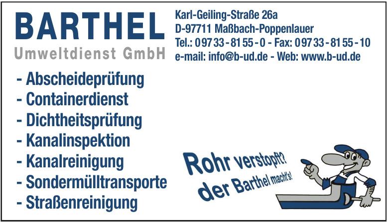 Barthel Umweltdienst GmbH