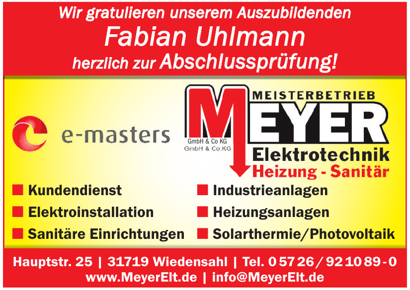 Meyer Elektrotechnik GmbH & Co.KG