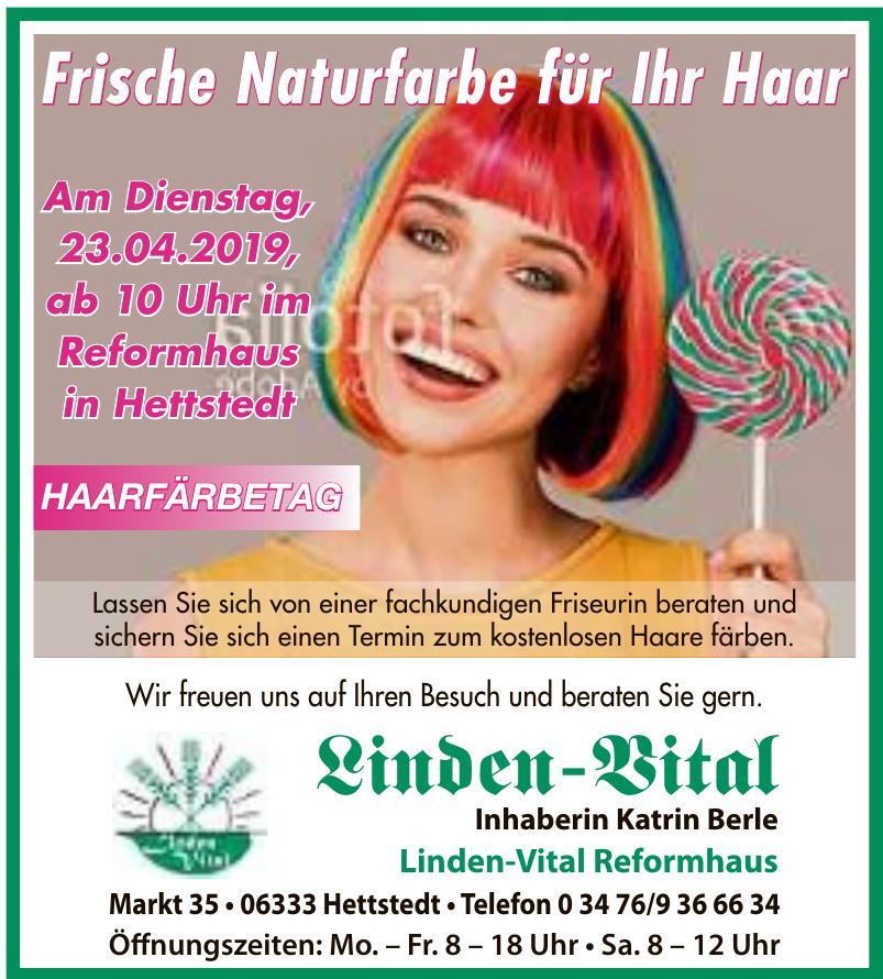 Linden-Vital Reformhaus