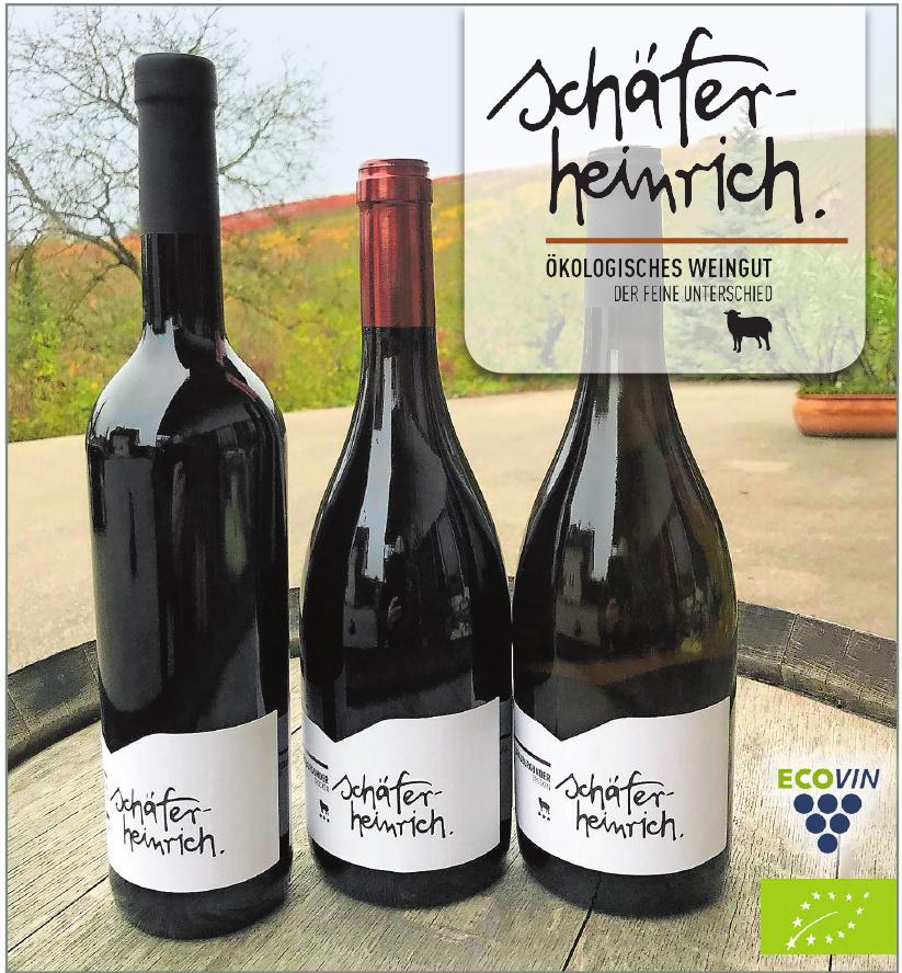 Ökologisches Weingut Schäfer-Heinrich