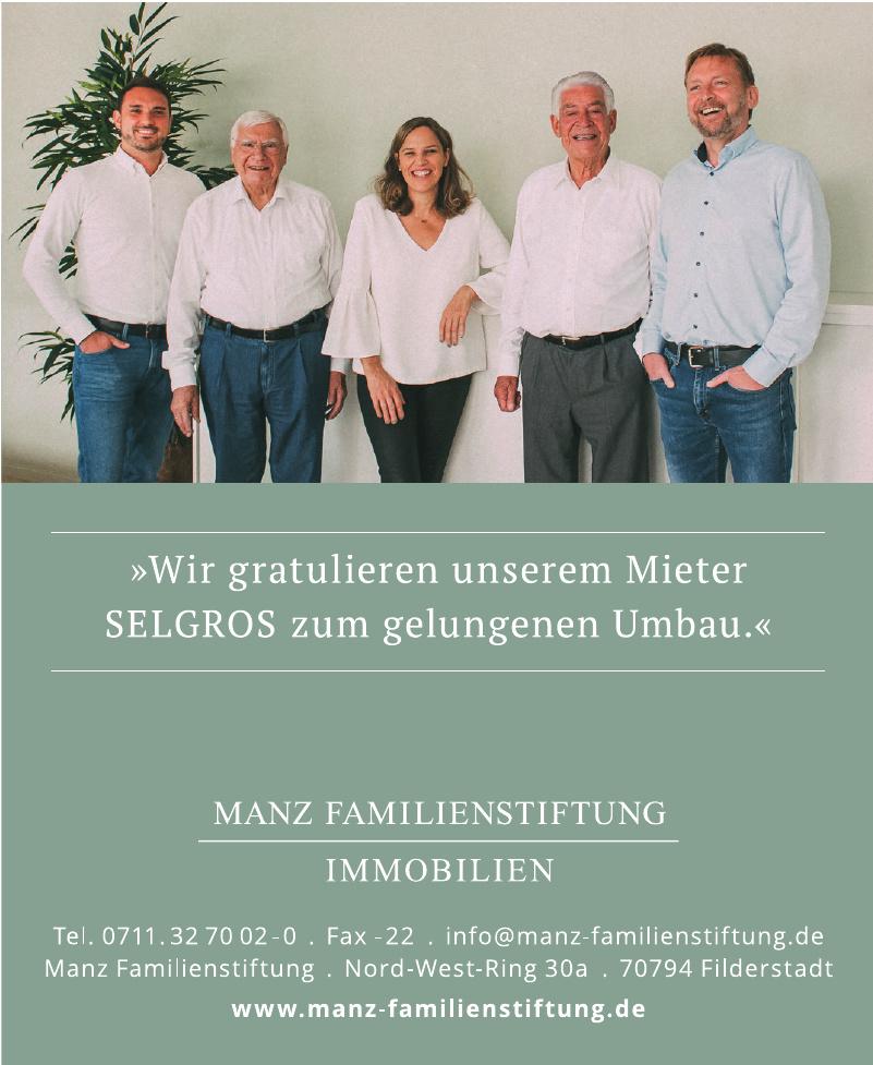 Manz Familienstiftung