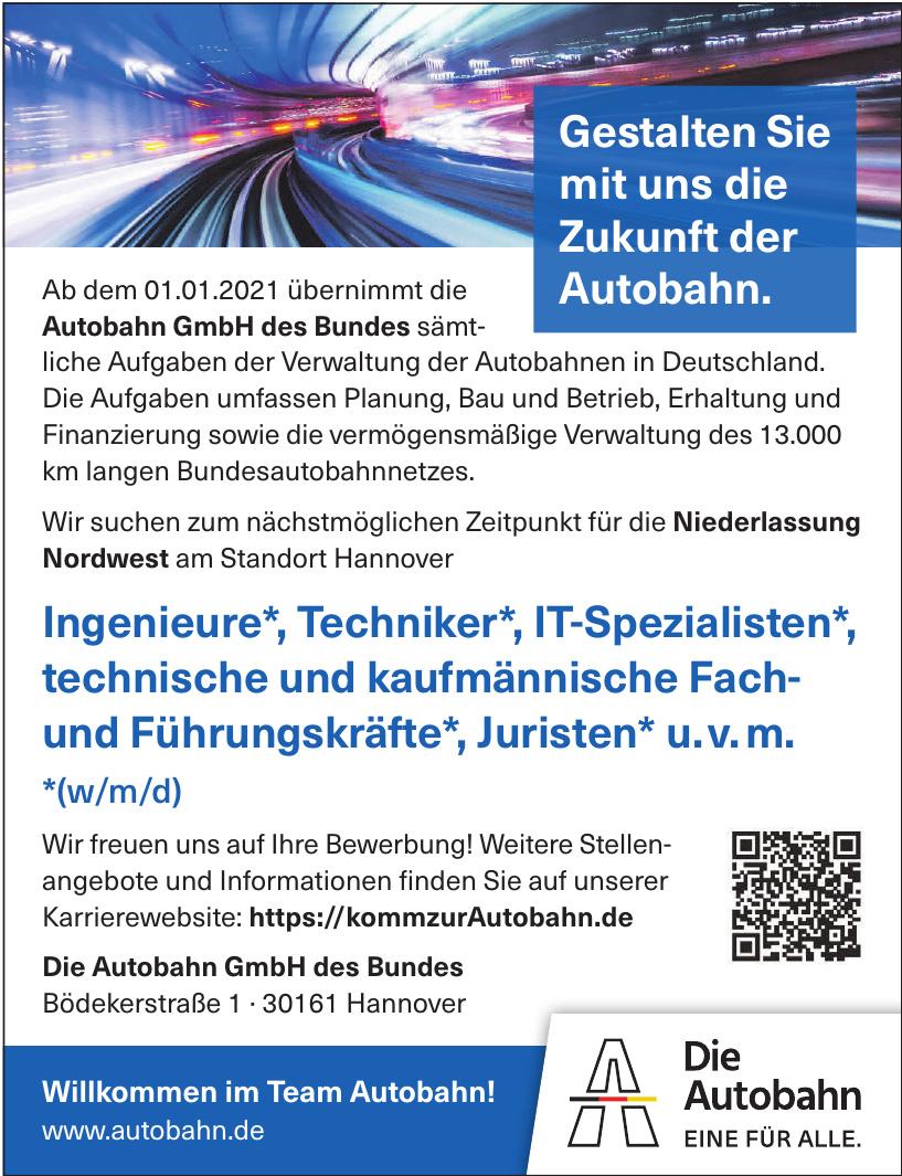 Die Autobahn GmbH des Bundes
