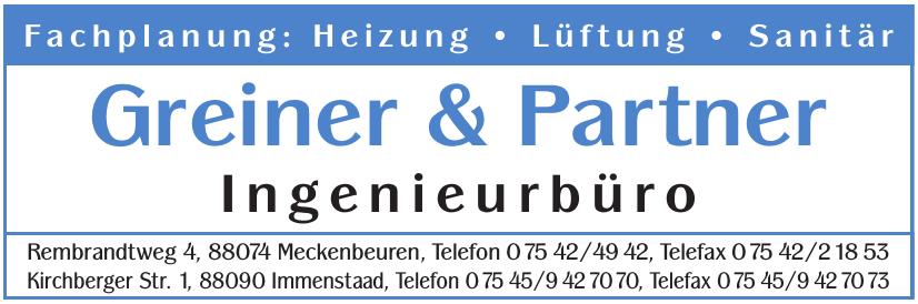Greiner & Partner Ingenieurbüro