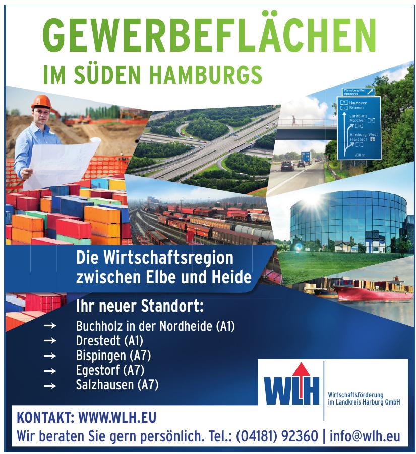 WLH Wirtschaftsförderung im Landkreis Harburg GmbH