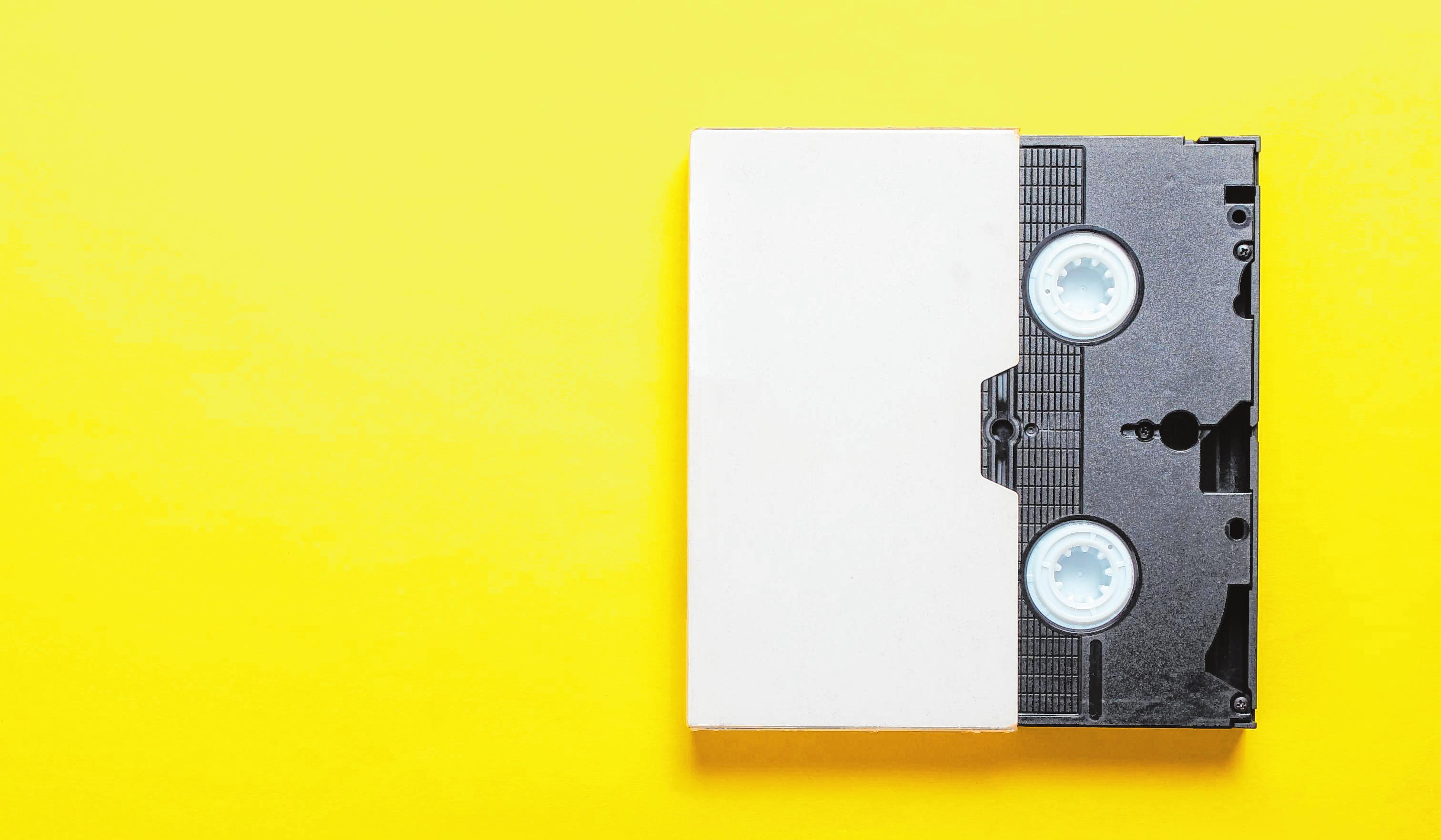 Filmperlen auf VHS