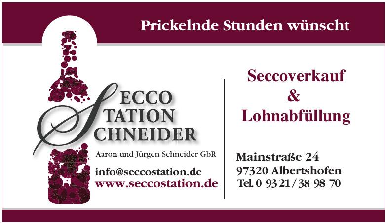 Seccostation Schnieder