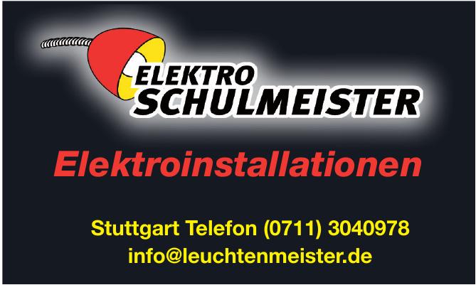 Elektro Schulmeister