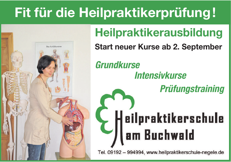 Heilpraktikerschule am Buchwald